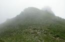 雾中东灵山