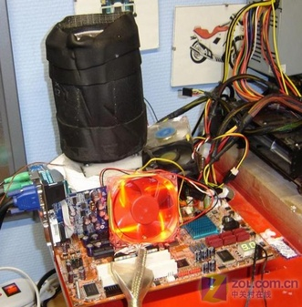 Core 2 X6800超频