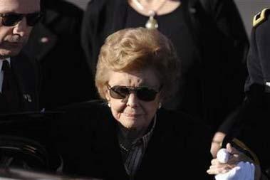 福特遗孀贝蒂