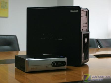 小巧精致的MiniPC 2599元戴尔EC280首评