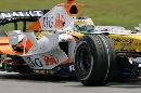 图文:[F1]马来西亚站排位赛 费斯切拉在比赛