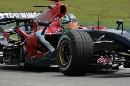 图文:[F1]马来西亚站排位赛 里尤兹在比赛