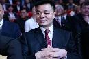 图文:CCTV体坛风云人物颁奖典礼 江和平出席