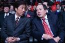 图文:CCTV体坛风云人物颁奖典礼 肖天出席晚会