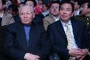 图文:CCTV体坛风云人物颁奖典礼 蔡振华出席