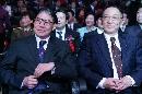 图文:CCTV体坛风云人物颁奖典礼 霍震霆和刘鹏