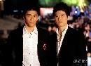 图文:CCTV体坛风云人物颁奖典礼 羽球双雄