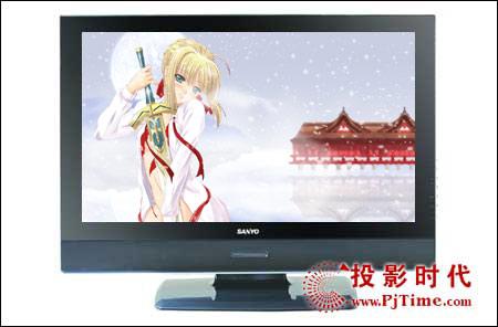 五千元级32寸液晶电视推荐--三洋 LCD-32CN6