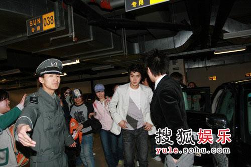 SJ北京行独家追踪 精彩图片 2