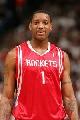 图文:[NBA]火箭VS国王 麦迪喜笑颜开