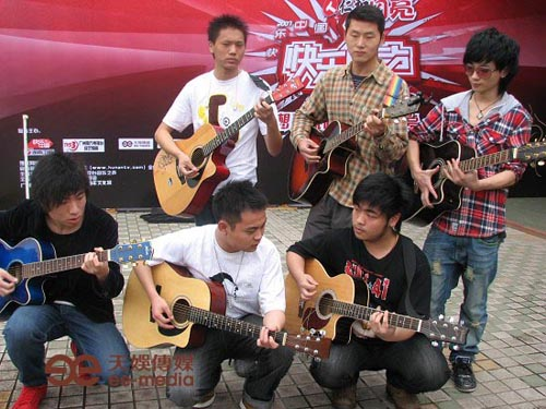 吉他选手大联盟