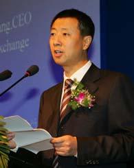 中国证监会主席助理姜洋(资料图片)