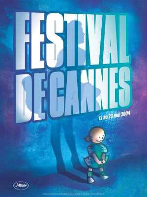 图:戛纳电影节历届海报—2004年