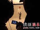 图:壹基金计划花絮- 李连杰拍摄封面有型有样