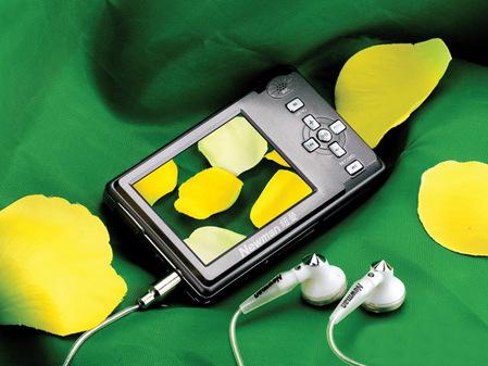 百花齐放 近期主流新品MP3播放器一览