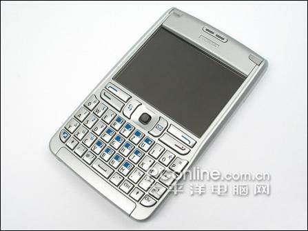 诺基亚手机E61正面