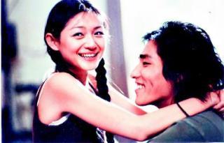 蓝正龙和徐熙媛热恋时演的《求婚事务所》。