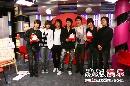 SJ独家做客搜狐—— 全体与小狐狸合影