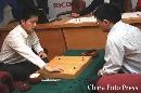 图文:理光杯福州决赛 常昊胡耀宇上演上海德比