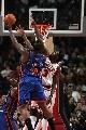 图文:[NBA]公牛大胜尼克斯  大本凶悍防守