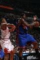 图文:[NBA]公牛大胜尼克斯  库里积极主动