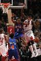 图文:[NBA]公牛大胜尼克斯  弗朗西斯PK大本