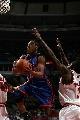 图文:[NBA]公牛大胜尼克斯  弗朗西斯飞身上篮