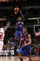 图文:[NBA]公牛大胜尼克斯  罗宾森跳投