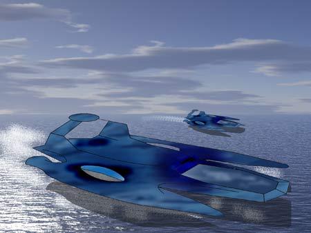 西方称中国发展地效航母用于未来台海战争(组