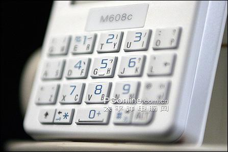 索爱M608c