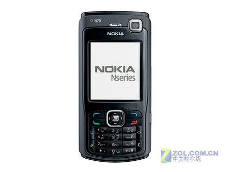 比普通版还便宜 诺基亚N70网络版仅2350