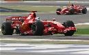 图文:[F1]巴林站排位 马萨领先莱科宁完成排位