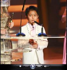 视频:第26届香港金像奖之最佳新人演员吴景滔