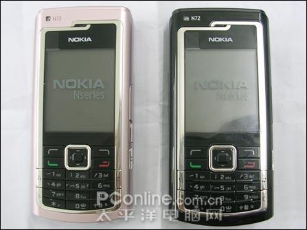 诺基亚 N72
