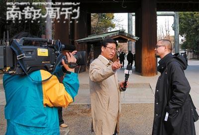 专访白岩松:我们对日本缺乏超越情绪的勇气