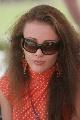 图文:[F1]巴林大奖赛正赛 大家闺秀的妆容