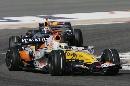 图文:[F1]巴林大奖赛正赛 科瓦莱宁没有得积分
