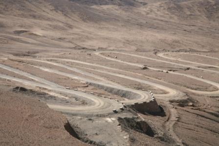 通往珠峰的路九曲十八弯