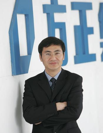 方正科技集团股份有限公司总裁 祁东风