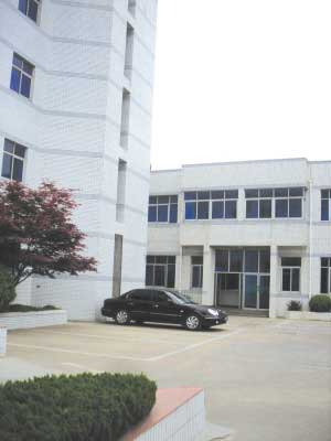 公安局五楼