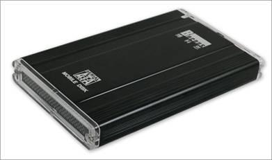 移动硬盘导购 博科思SATA 120GB海量王仅899