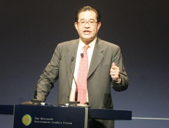 微软亚洲政府领导人论坛开幕 盖茨明日出席