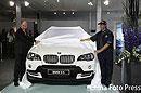 神秘一杆进洞奖BMWX5重磅登场