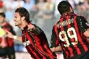 图文:[意甲]阿斯科利2-5米兰 吉拉庆祝进球