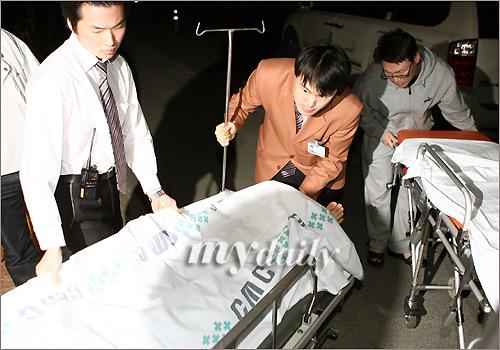 奎贤转院需长期治疗