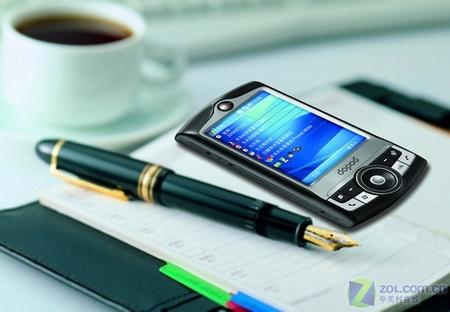 时尚智能商务手机 多普达D802隆重上市
