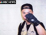 凶手赵承熙向NBC电视台寄出  录像和图片。