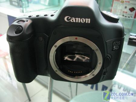 很强悍 佳能单反5D配红圈镜头套机上市
