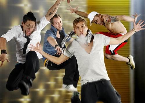 丹麦ROCK HARD POWER SPRAY乐队1