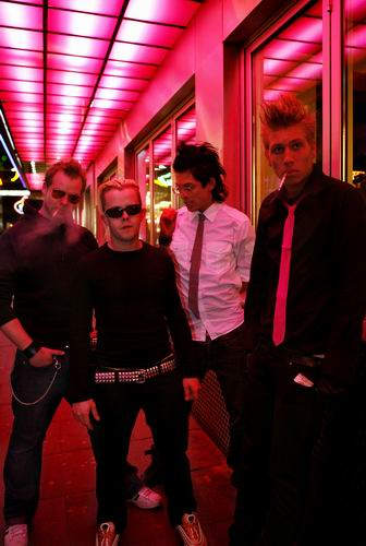 丹麦ROCK HARD POWER SPRAY乐队2